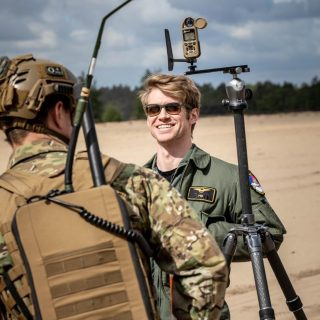 Co-founder Pim on a DZ (Drop Zone) with the men of @dutch_pathfinders   Pathfinders are elite troops sent ahead of a main force to scout, secure and man drop- and landing zones. They then proceed to act as ATC (Air Traffic Control)   //SUBSCRIPTION// Did you know you can get a monthly coffee subscription with @f.u.b.a.r._coffee_company and it'll save you money?! Not to mention it will save you trips to the store, or running out of coffee! Get your coffee subscription NOW!  Follow👉🏻 @f.u.b.a.r._coffee_company   #coffee #coffeelover #coffeeaddict #coffeedaily #coffeeroasters #coffeeaddiction #veteranowned #veterans #military #militaryfamily #specialforces #militaryaviation #army #navy #airforce #deployment #marines #veteranownedbusiness #commando #loadmaster #warriors #coffeeporn #coffee_inst #aviators #specops #specialoperations #pilot #airborne #fallschirmjäger #paratrooper