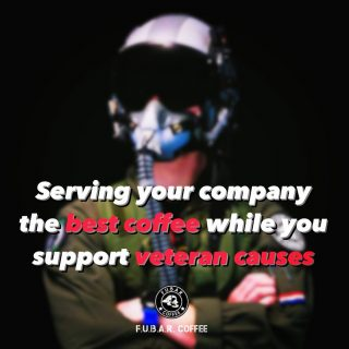 //B2B// F.U.B.A.R. Coffee Company now also offers B2B services to companies Europe wide, ranging from monthly coffee deliveries to full coffee services including machines and condiments, all while knowing your company is supporting charity.   F.U.B.A.R. Coffee gives back to veteran, law enforcement and PTSS causes  If your company needs HIGH QUALITY coffee or you know a company that does, don't wait any longer, send an email to info@fubarcoffeecompany.com and become part of the F.U.B.A.R. Family!  #coffee #coffeelover #coffeeaddict #coffeedaily #coffeeroasters #coffeeaddiction #veteranowned #veterans #military #militaryfamily #specialforces #militaryaviation #army #navy #airforce #european #deployment #marines #veteranownedbusiness #commando #loadmaster #warriors #coffeeporn #coffee_inst #aviators #specops #specialoperations #b2b #b2bsales #business2business